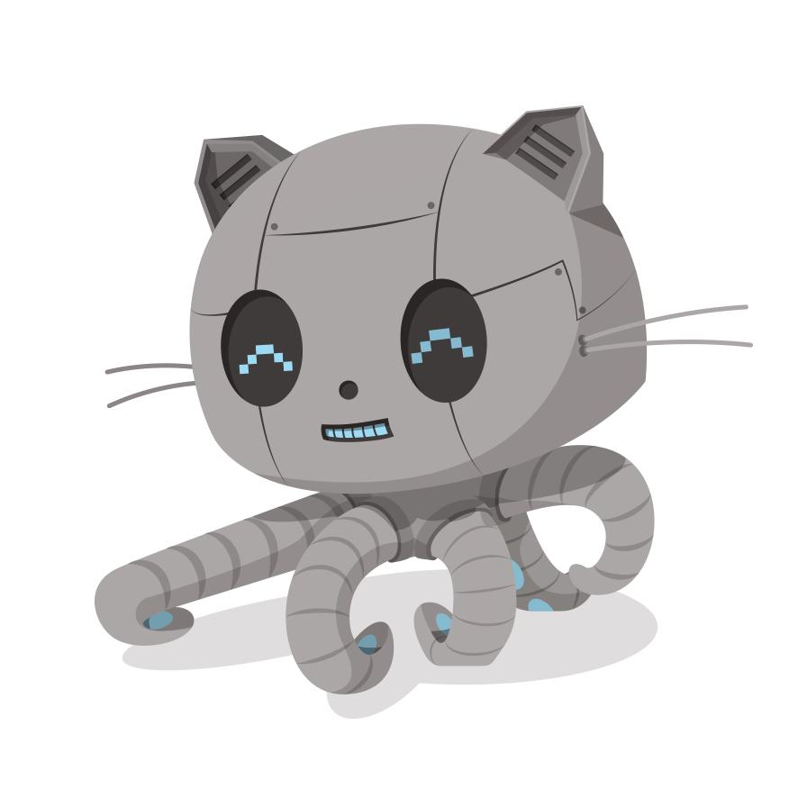 the Robotocat
