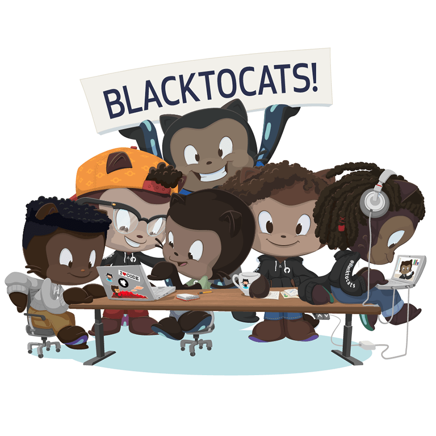 the Blacktocats