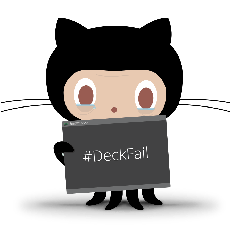 the Deckfailcat