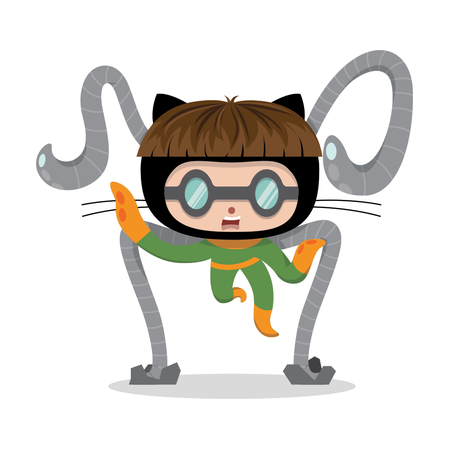 the Dr.Octocat