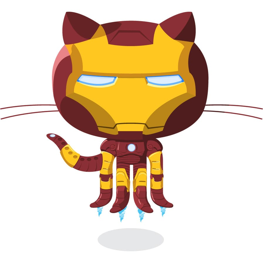the IronCat