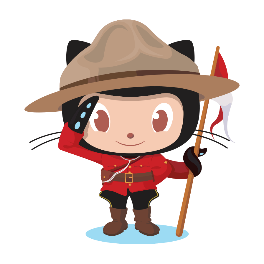 the Mountietocat