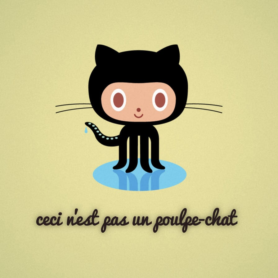 the Not Octocat