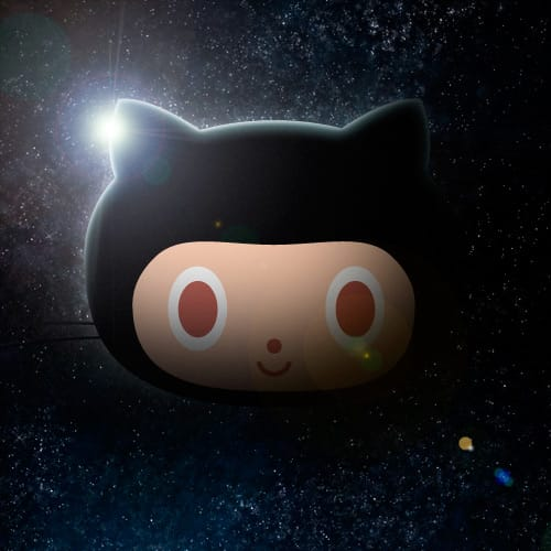 the Total Eclipse of the Octocat